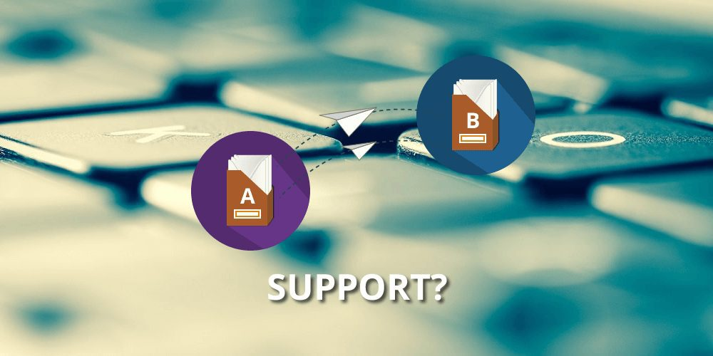 Migrating your archive get support