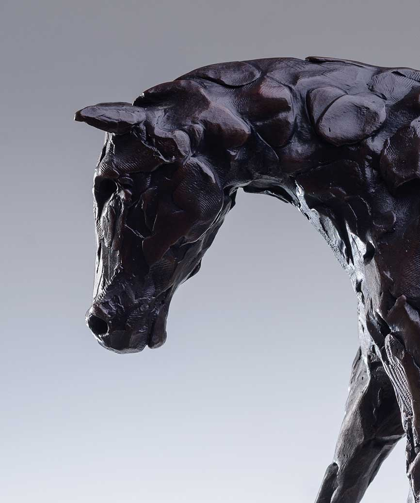 Chris Bladen Sulpture Horse